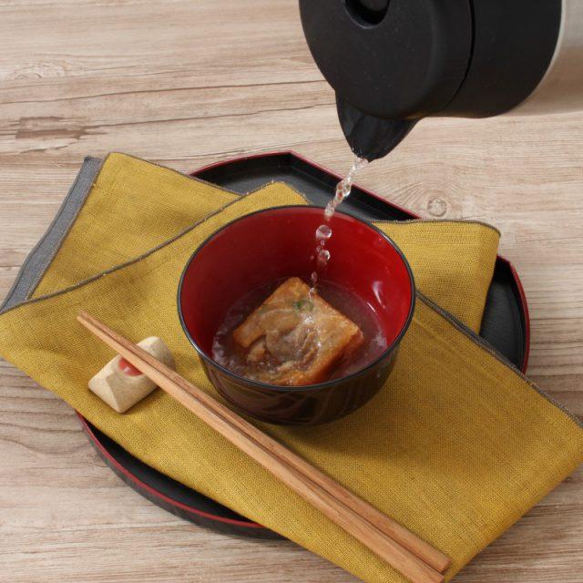 自然派Style国産具材のおみそ汁 豚汁